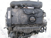 Двигатель на Skoda Octavia A5 2.0ТDI  BKD,  AZV