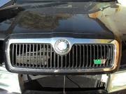 Решетка радиатора на Skoda Octavia RS